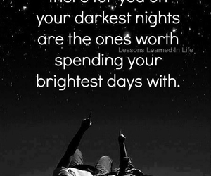 quote, friends, and bright image