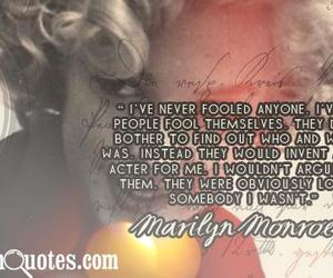 Marilyn Monroe, truth, and quote image