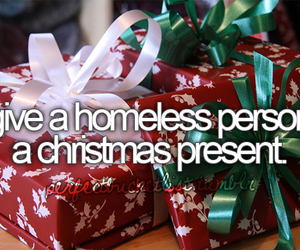 christmas, present, and before i die image