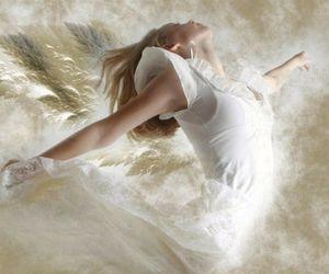 angel, art, and fantasy image