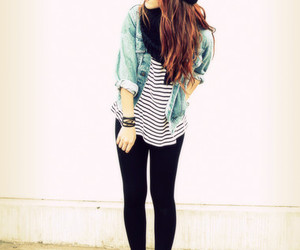hair, lookbook, and shoes image