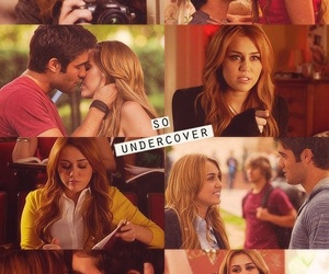 miley cyrus and so undercover image