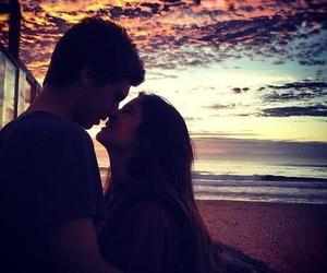 <3, couple, and cute image