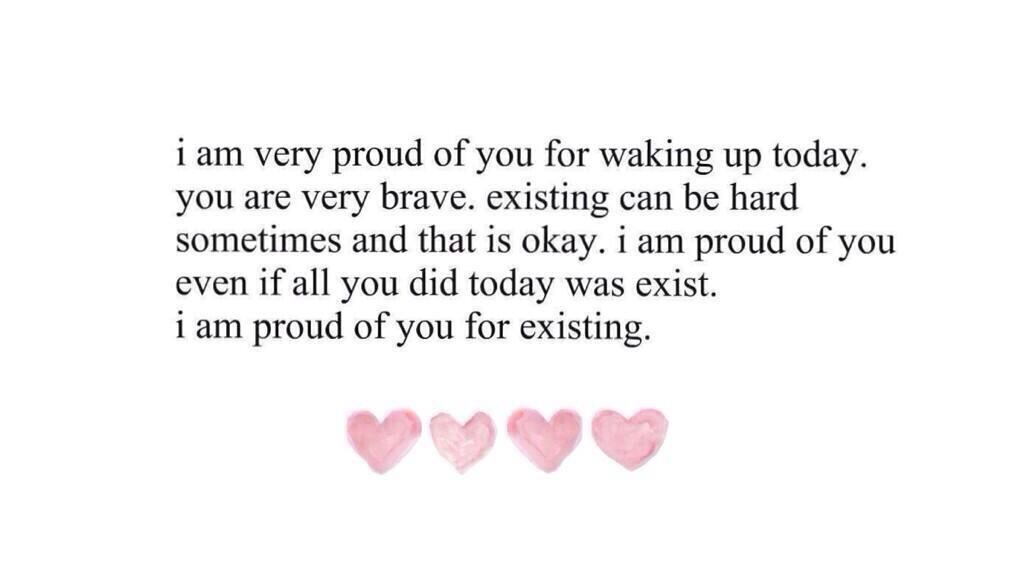 Im Proud Via Tumblr On We Heart It