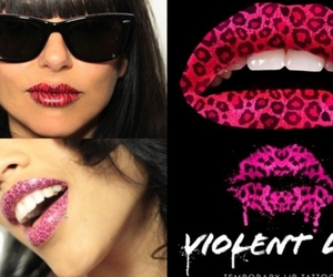 lips and violent lips image