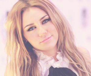girl, miley, and singer image