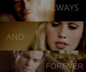 The Originals, always and forever, and vampire image