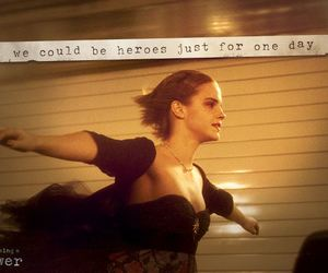 emma watson, the perks of being a wallflower, and hero image