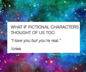 books, fandom, and text posts image