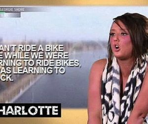 charlotte and geordie shore image