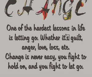 change, life, and quotes image