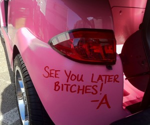 pll, bitch, and pretty little liars image
