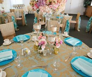 banquet, decoration, and party image