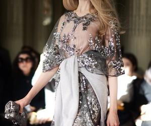 fashion, model, and dress image