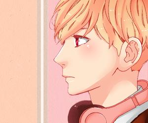 anime, manga, and hirunaka no ryuusei image