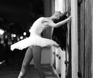 dancing, ballerina, and beautiful image