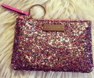 bag, glitter, and style image