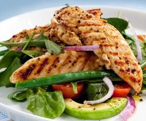 healthy eating, weight loss, and fat burning image
