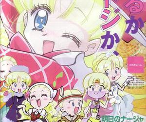 anime, nadja, and ashita no nadja image