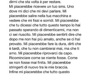 amore, italia, and frasi italiane image