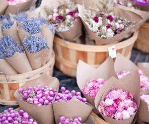 flowers, pretty, and romantic image
