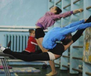 flexible, gymnastics, and OMG image