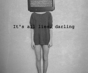 lies, truth hurts, and life image