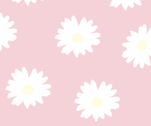 baby, background, and daisies image