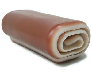 brown, soap, and sandalwood image