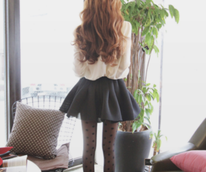 skirt and style image