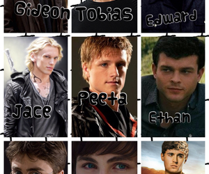 edward cullen, four, and heroes image