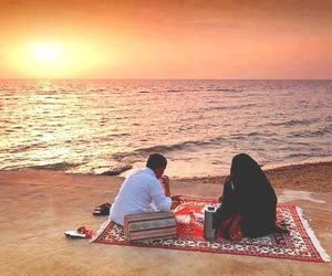 couple, mashallah, and muslim image
