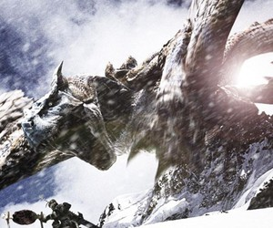 monster hunter and ohcrap image
