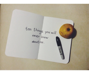 apple, Sharpie, and picture image