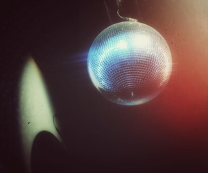 disco, party, and discoball image