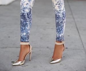 heels and bag image