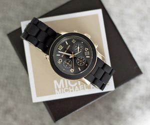 watch, Michael Kors, and style image