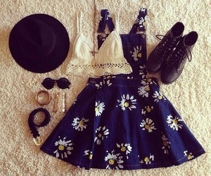 fashion, outfit, and dress image