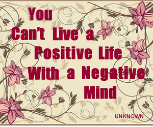 life, negative, and positive image