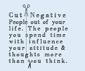 life and negative image