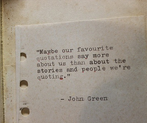 quotes, john green, and story image