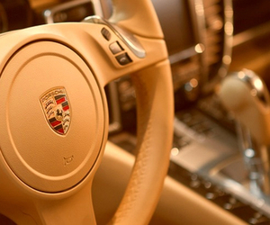 car, porsche, and luxury cars image