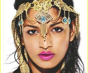 eye and m.i.a image