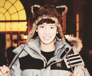 chanyeol, exo, and exo-k image