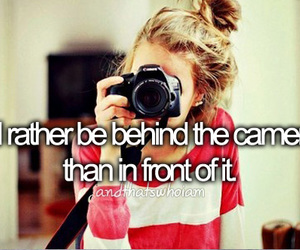 camera, quotes, and photo image