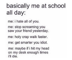 school and true story image