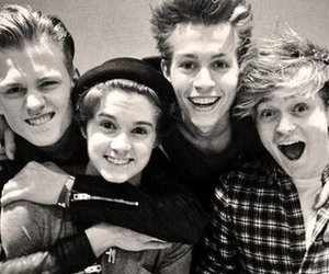 the vamps, connor ball, and tristan evans image