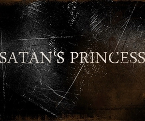 satan and princess image