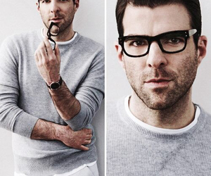 sexy, star trek, and zachary quinto image