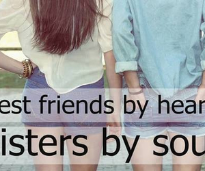 sisters, best friends, and soul image